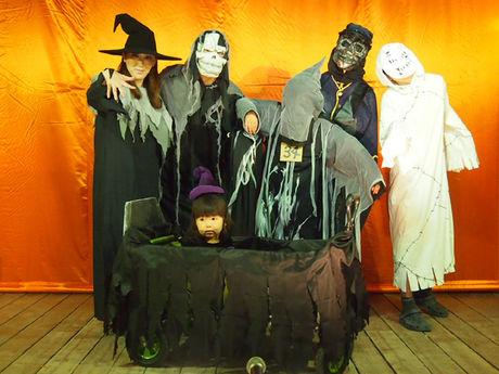 キャンプ・アンド・キャビンズ那須高原の仮装大会「ガールズ&ボーイズ・コレクション」の最優秀賞