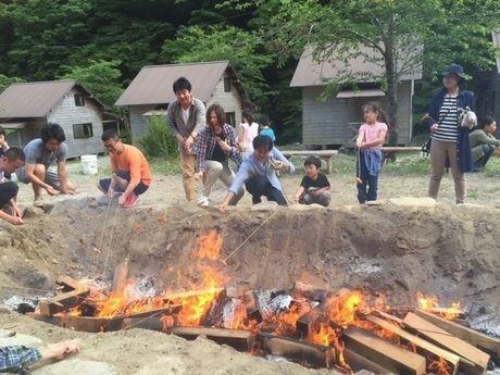 【神奈川県足柄上群】ウェルキャンプに集める人々