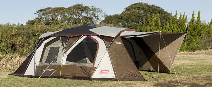 ウェザーマスターの2ルームテント