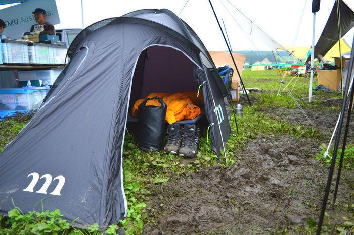 MURACOのドームテント