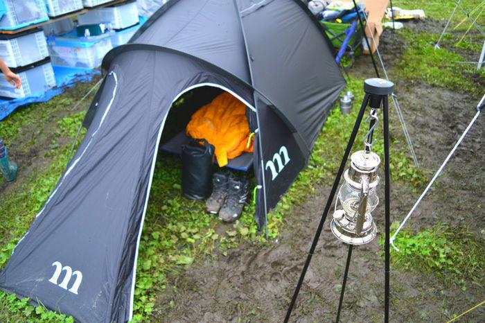 MURACOのテントと三脚