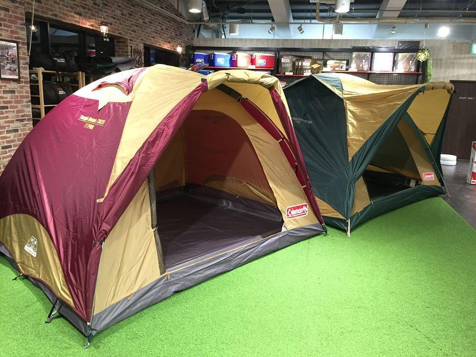 ポイントは人数!あなたにぴったりのテントの大きさとテントの選び方