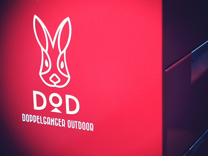 DOPPEKGANGER OUTODORのロゴ