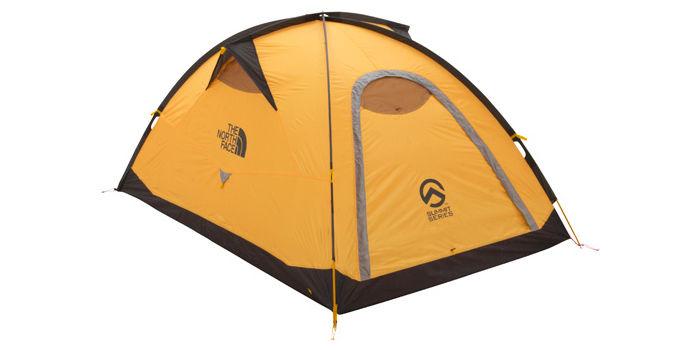 ノースフェイスのドームテント