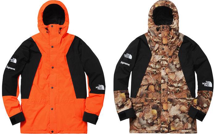 Nuptse Jacket with packable hood
