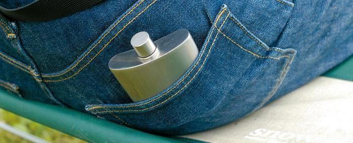 ポケットの中のスキットル