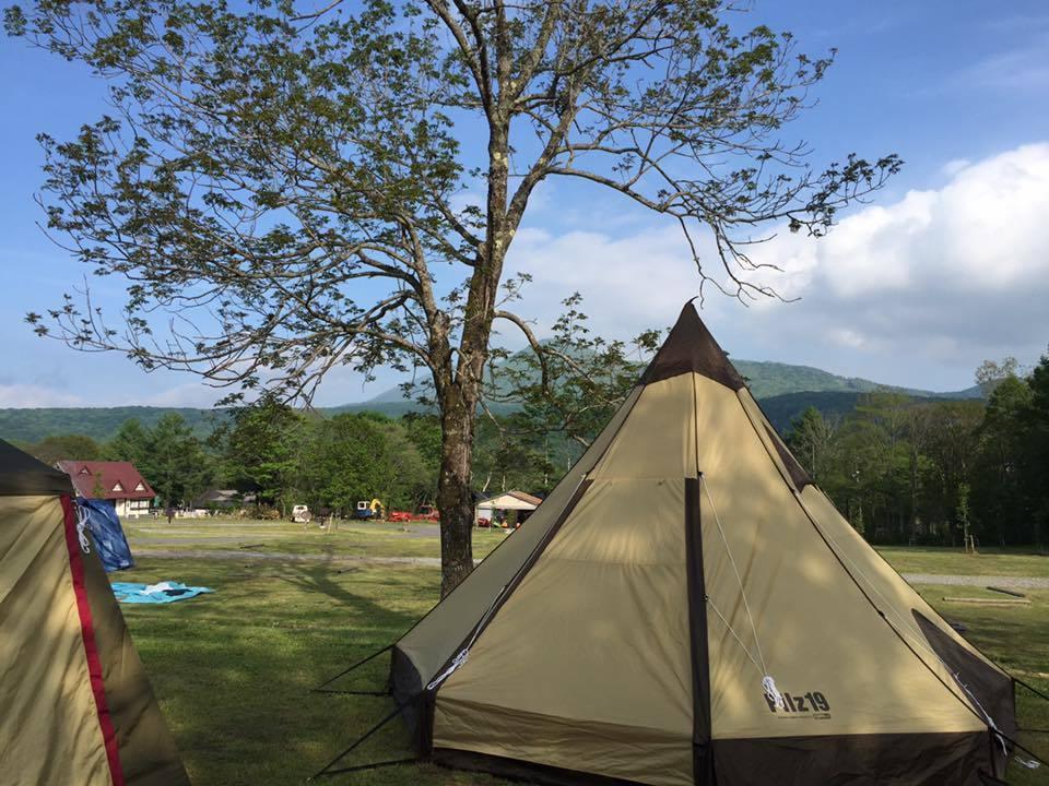 ogawaの大定番モデル「ピルツ」でおしゃれで楽しいキャンプを!