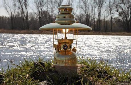 ペトロマックス社の灯油ランタン