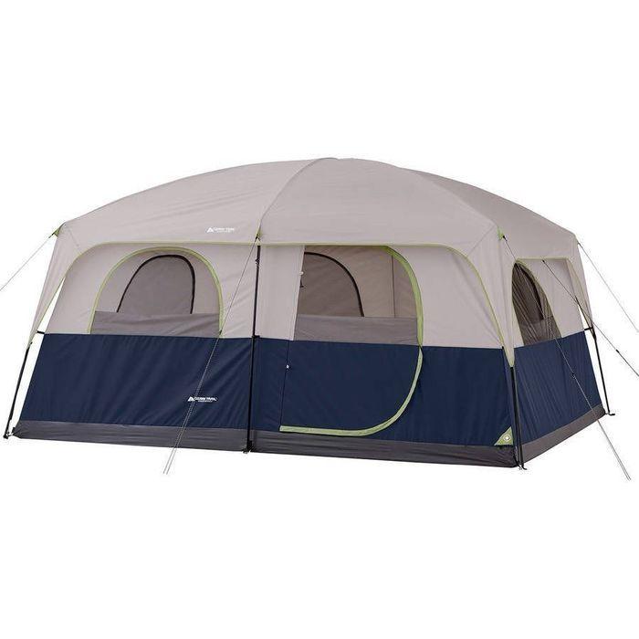 セカイモンで購入できる巨大なロッジ型テント