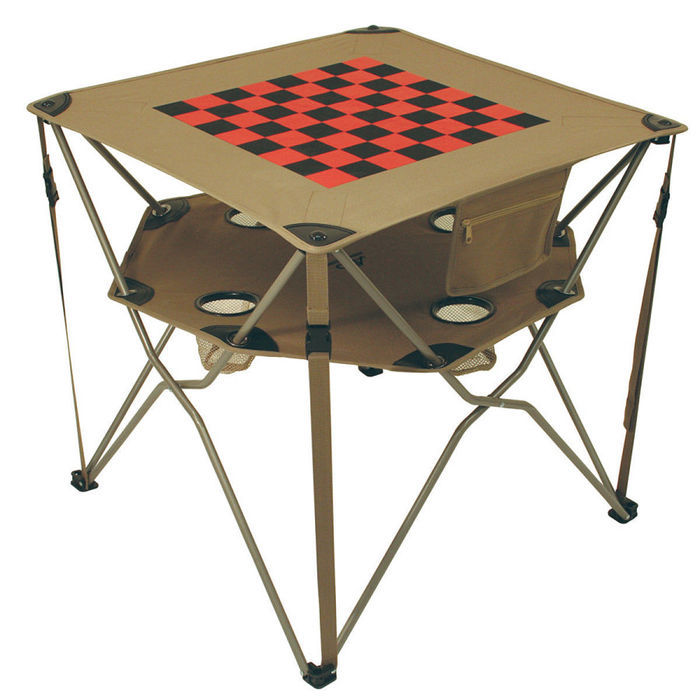軽量でコンパクトな折りたたみテーブル