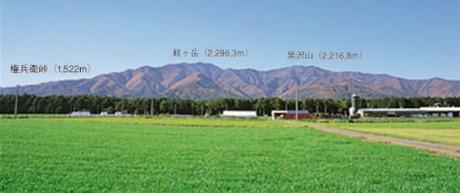 経ヶ岳・仏果山