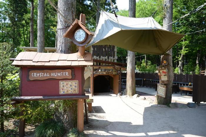 子供の遊び場が豊富で家族全員が安心・満足できるキャンプ・アンド・キャビンズ那須高原の施設