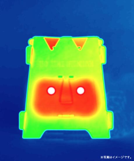 バンファイヤーストーブの放熱性