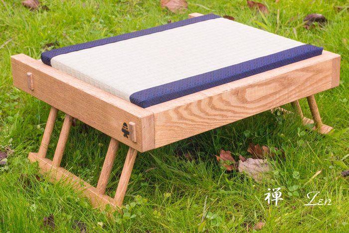 畳を使った座椅子
