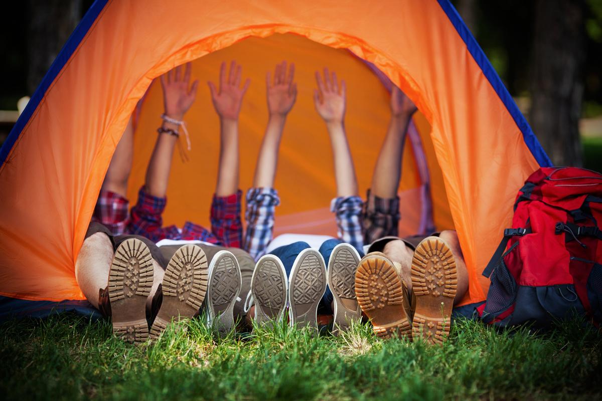耐水圧とは?初心者キャンパーの疑問、テントの耐水圧についてまるわかり解説♪