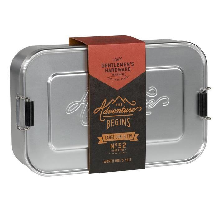 GENTLEMEN'S HARDWAREのアルミ製お弁当箱