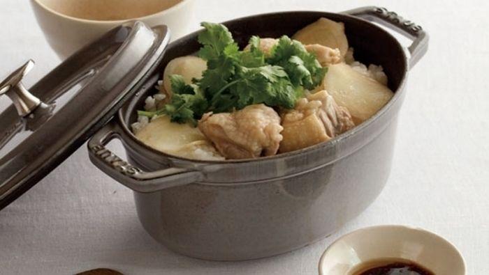 アジアン炊き込みご飯