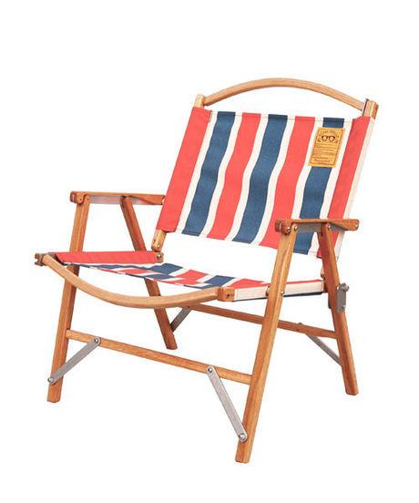 ネイタルデザインのKermit Chair RETRO STRIPE