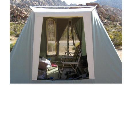 カーカムスのキャンプサイトスプリングバーテント3