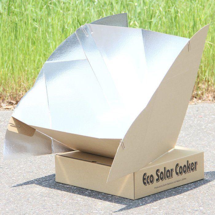 パネル型のソーラークッカー
