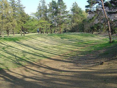 野川公園の園内