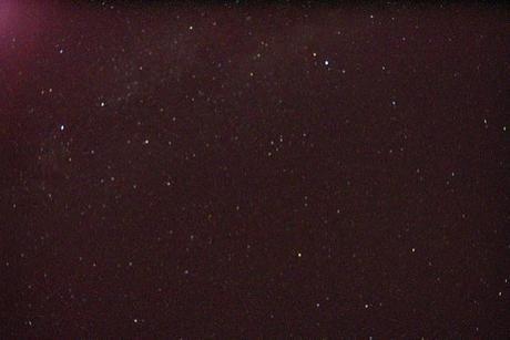 スマホで撮影した空