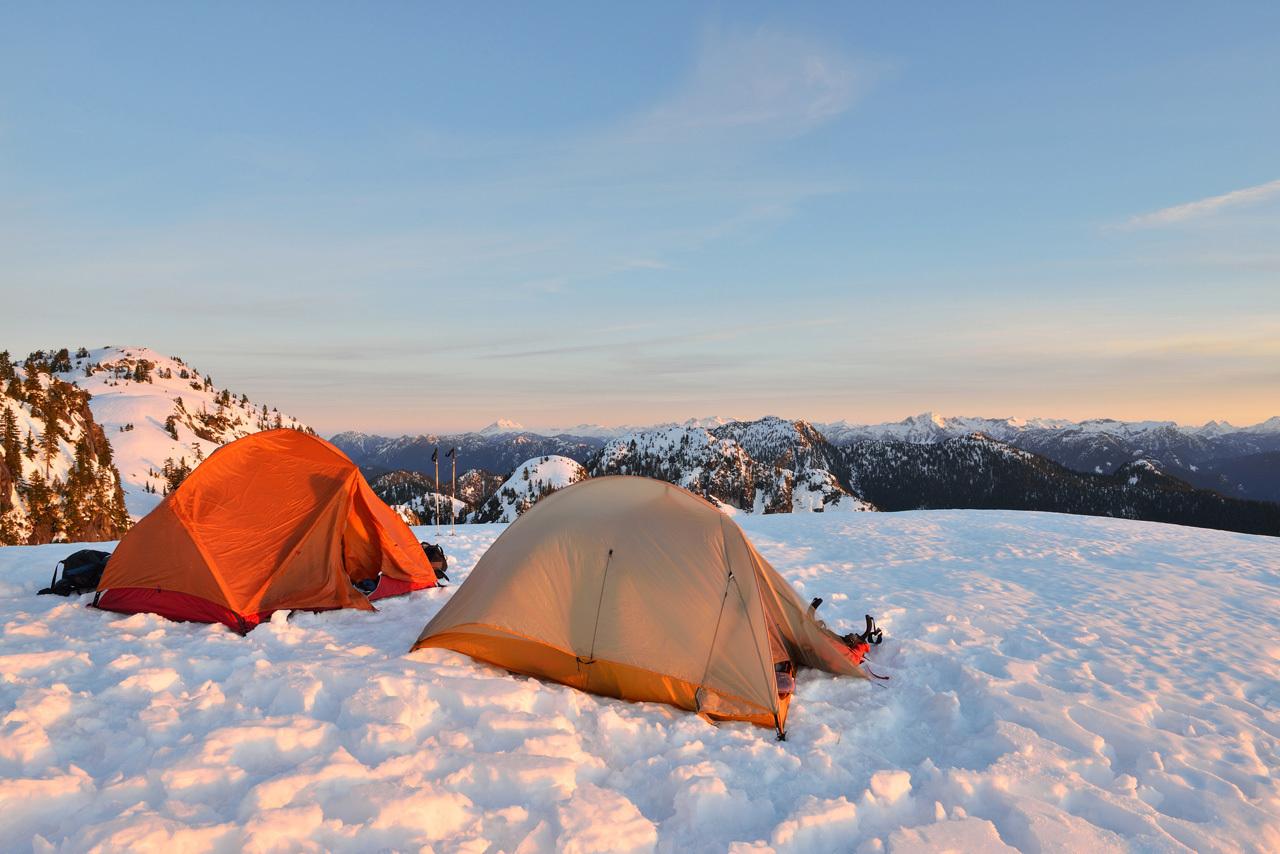 冬だってキャンプはできる!冬テントの選び方とおすすめをご紹介♪