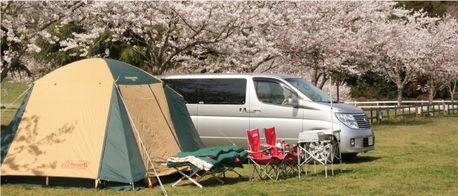成田ゆめ牧場オートキャンプ場が高規格で女性やファミリーに大人気♪