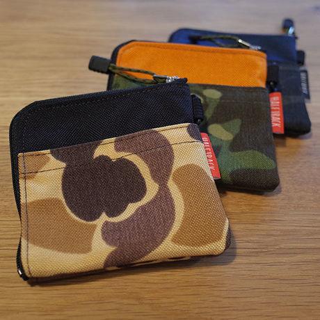 ハーフトラックプロダクツの小さめの財布