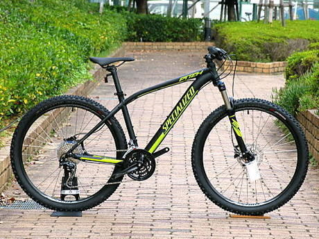 SpecializedのPitch Comp 650b