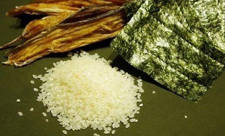 米と海苔とかんぴょう