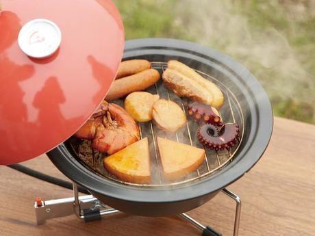 鍋型スモーカー