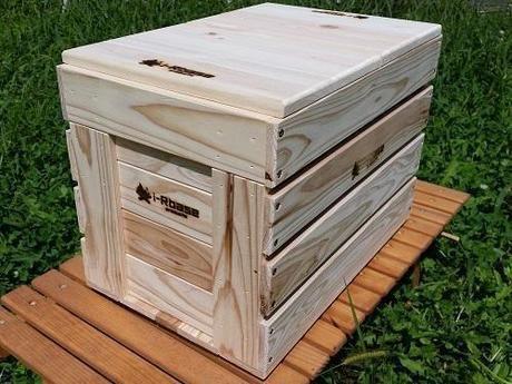 アイアールベース STACK-makibox Regular(蓋付き)