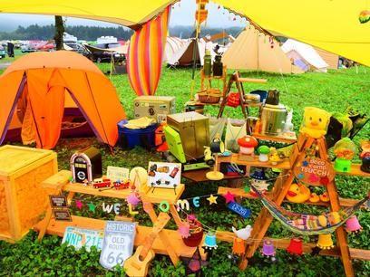 キャンプにダルトンの雑貨を!おしゃれかわいいテントサイトの新定番に注目♪