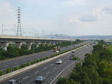 赤城山に行くための高速道路