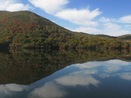 緩やかな長七郎山~オトギノ森コース
