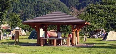 エコキャンプみちのくの設備