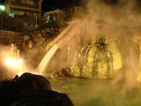 草津の温泉
