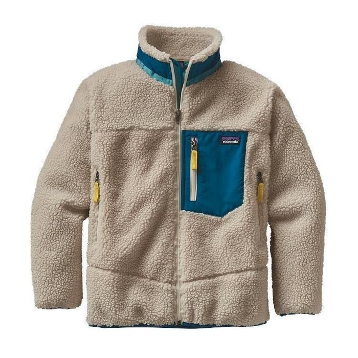 パタゴニアレトロXのジャケット