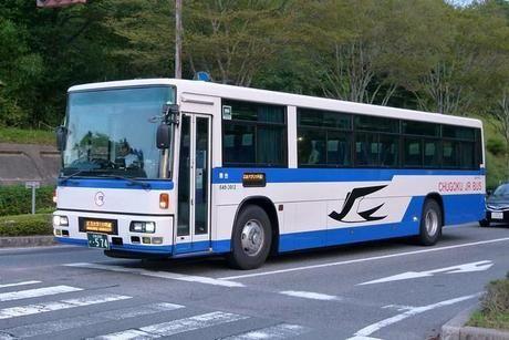 乗鞍岳麓のシャトルバス