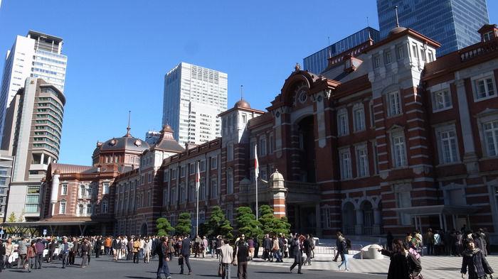 東京駅丸の内駅校舎