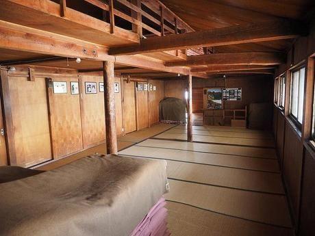 鳳凰三山の南御室小屋