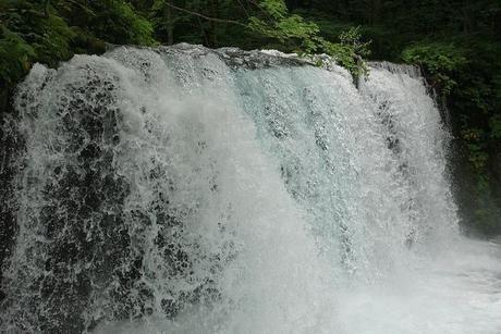 土々呂の滝