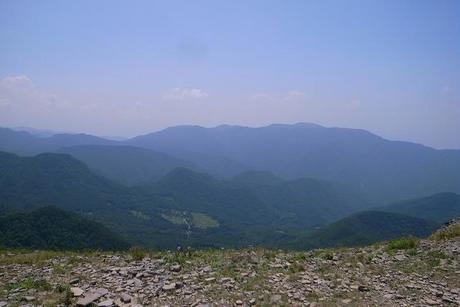 美ヶ原からの景色
