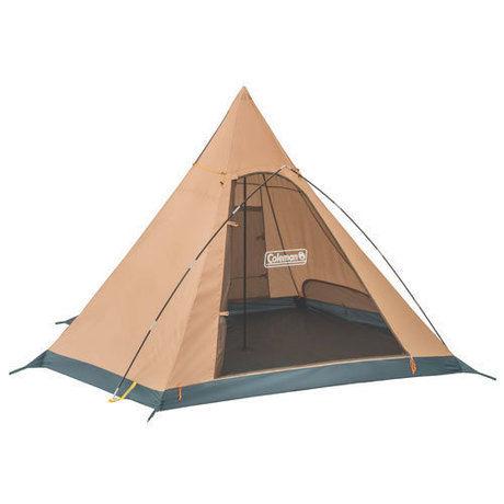 コールマンのティピー型テント