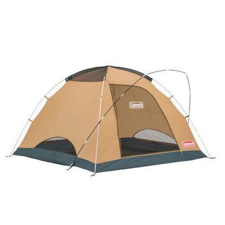 コールマンの一般的なドーム型テント
