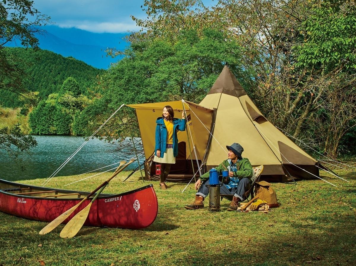 ついに販売開始!ogawaの2017年新作テントは見逃せない!
