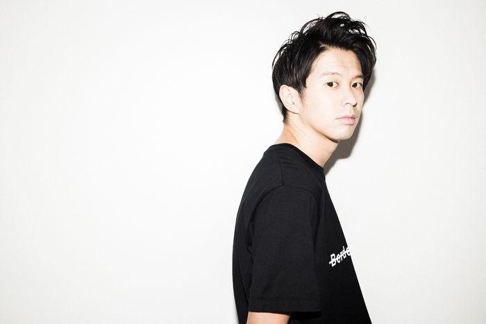 ミュージシャン、Keishi Tanakaさん