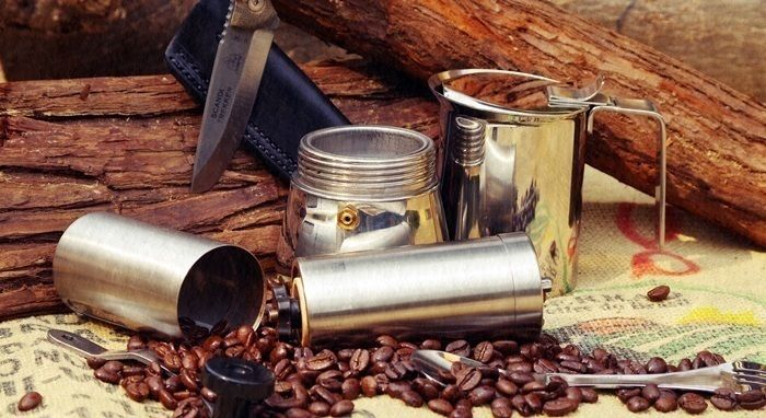 コーヒーの器具