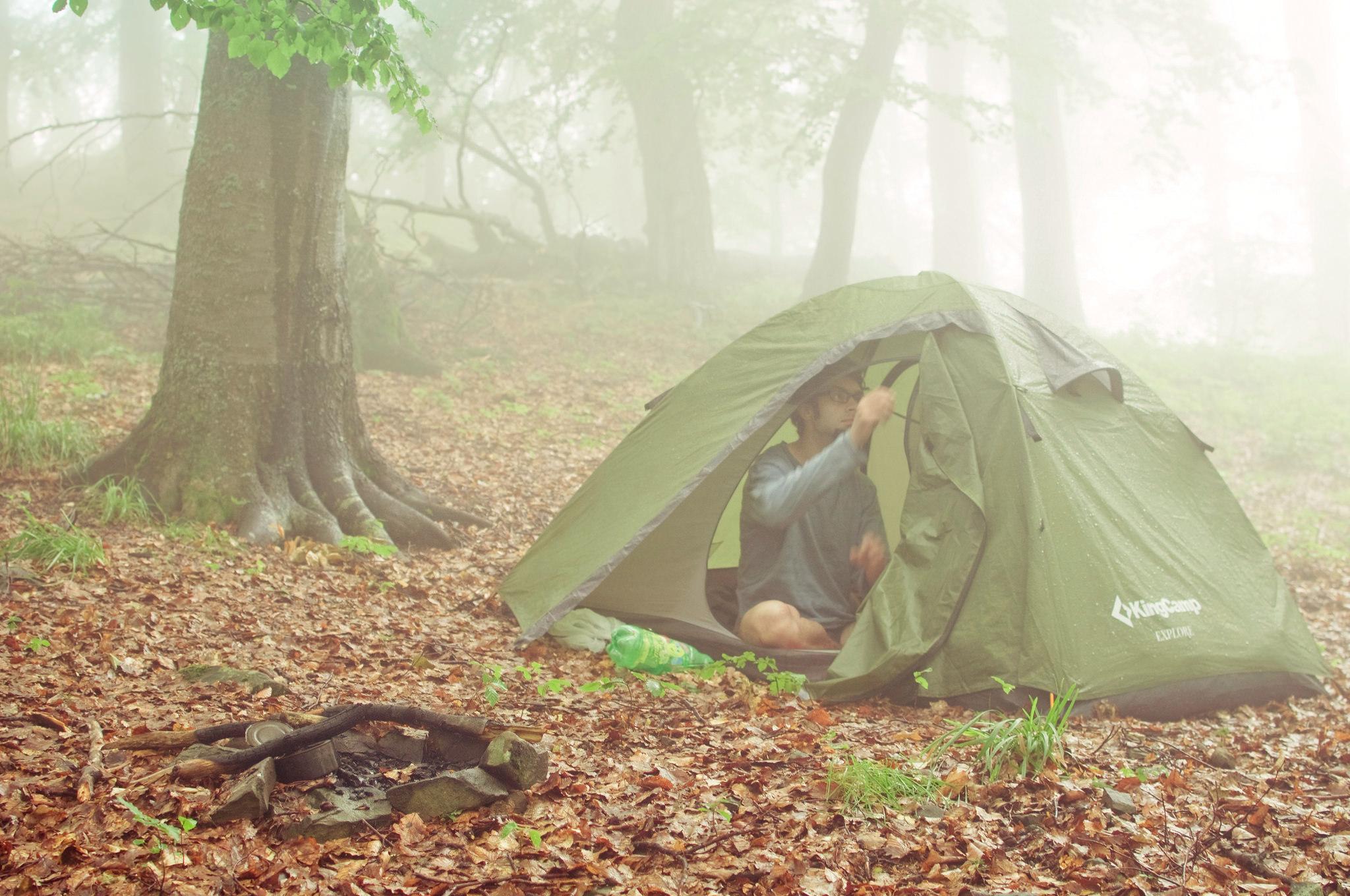 購入前に絶対知っておきたい!テントの選び方、10のポイント